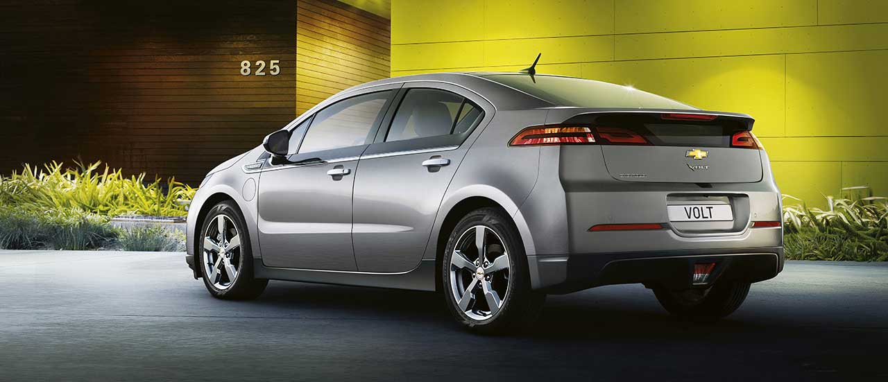 Chevrolet Volt Elektroauto